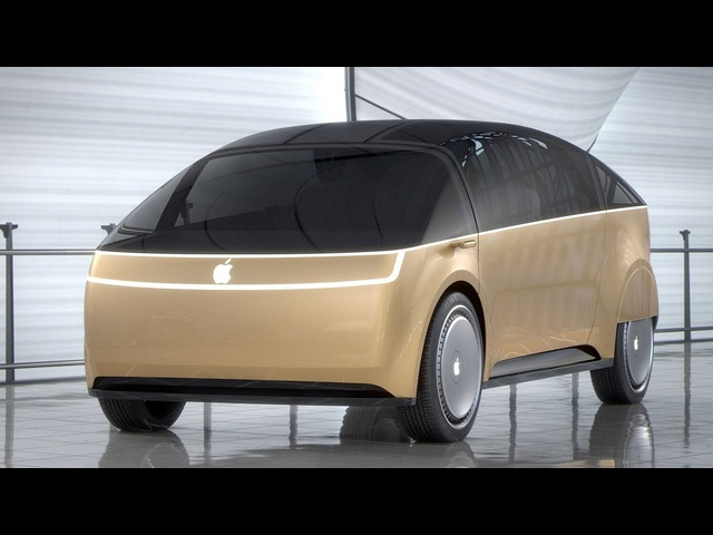 Apple Car! What Does it Mean for <em>Tesla</em> and the Future of Mobility? - Wide Open Throttle Ep. 94