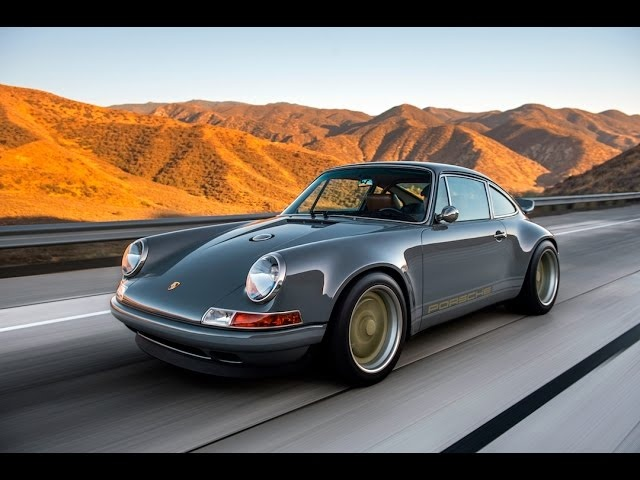 Why Do We Love The <em>Porsche</em> 911 So Much? -- AFTER/DRIVE | /DRIVE