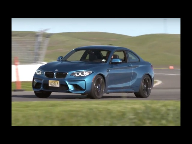 <em>BMW</em> M2. It's Complicated But Fun -- TEST/DRIVE
