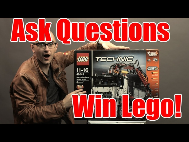 Ask us stuff! Win Lego! - Carfection