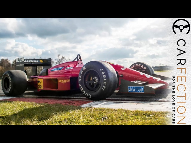 <em>Ferrari</em> F187: Formula 1 Legend - Carfection