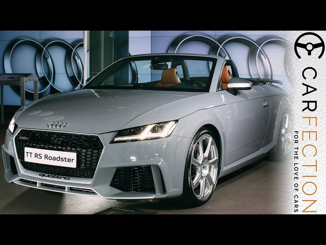 2017 <em>Audi</em> TT RS: More Power, Quicker Than A Cayman - Carfection