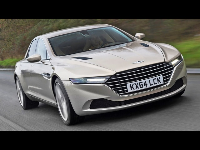 2016 Lagonda Taraf by Aston Martin: The World's First Million Dollar Four-Door! - Ignition Ep.150