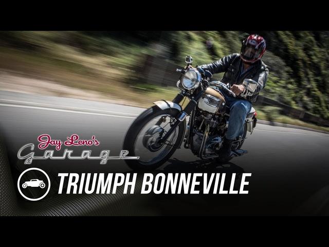1964 Triumph Bonneville -Jay Leno's Garage