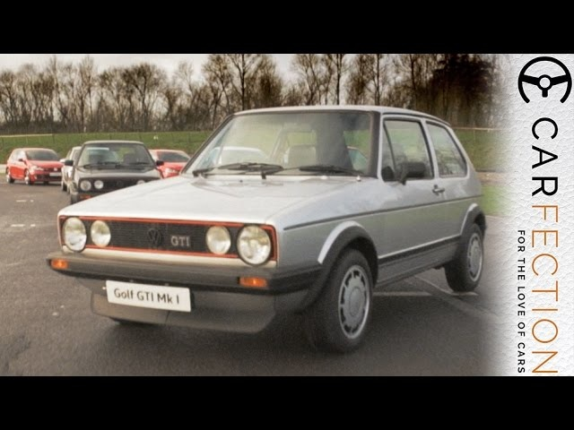 VW Golf GTI: Which Was The Greatest Generation? -Carfection