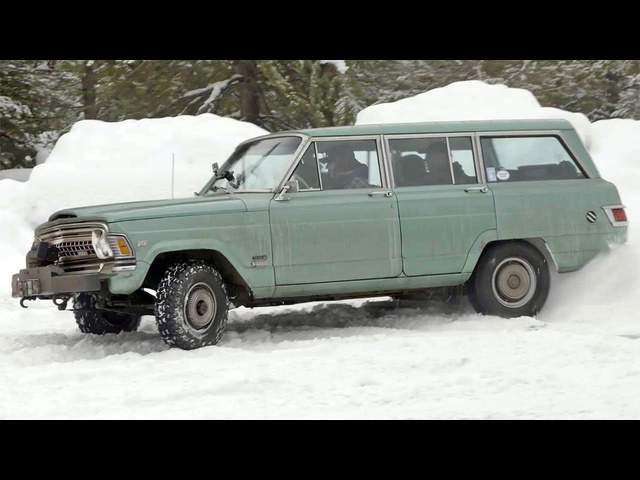 Washington Wagoneer Rescue - Dirt Every Day Ep. 50
