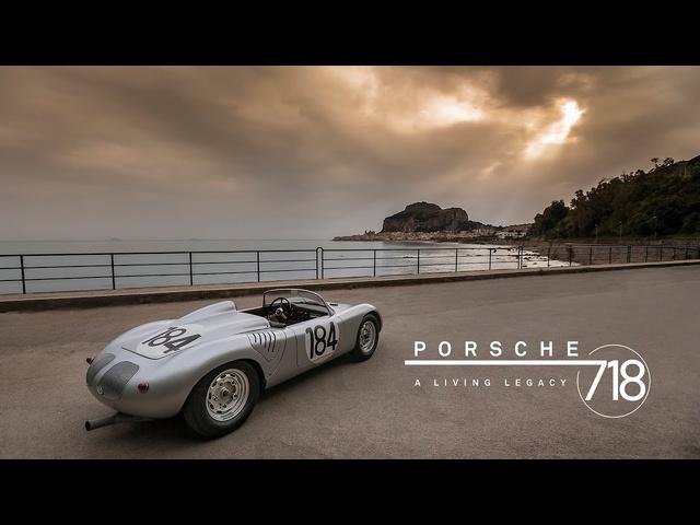 <em>Porsche</em> 718: ALiving Legacy