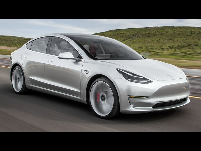 EXCLUSIVE: Tesla Model S, 3 and X at Gigafactory 1! – Motor Trend Presents