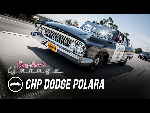 1961 CHP <em>Dodge</em> Polara - Jay Leno's Garage