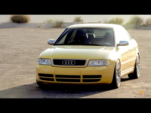 <em>Audi</em> B5 S4: A Legend Done Two Ways -- /TUNED