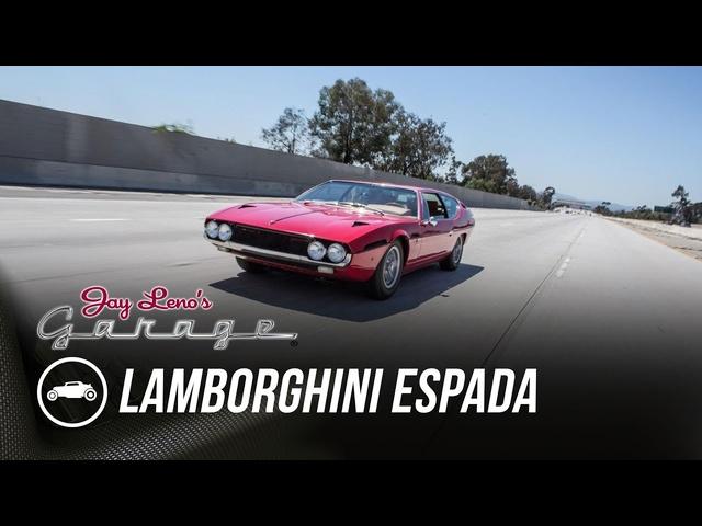 1969 Lamborghini Espada -Jay Leno's Garage