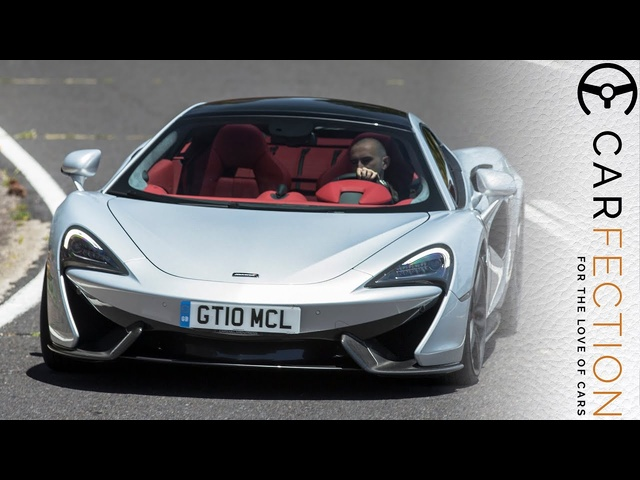 <em>McLaren</em> 570GT Review: Smooth Speed - Carfection