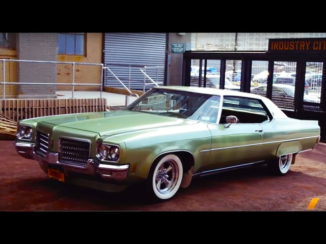 Stalking Brooklyn In a Lowrider Oldsmobile 98 -- /DRIVE MOMENT