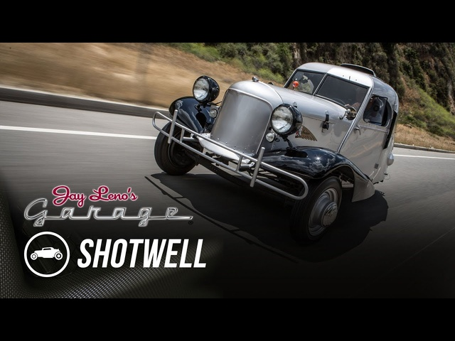 1931 Shotwell -Jay Leno's Garage