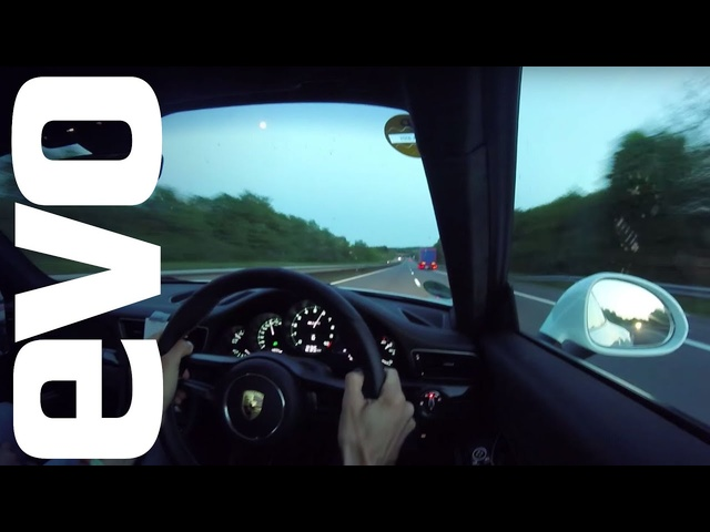 Porsche 911R at 200mph | evo DIARIES