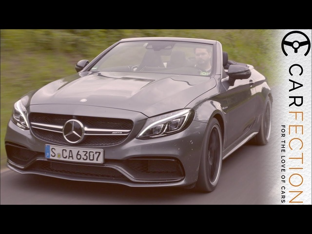 <em>Mercedes</em>-AMG C63 S: Closer To The Roar - Carfection
