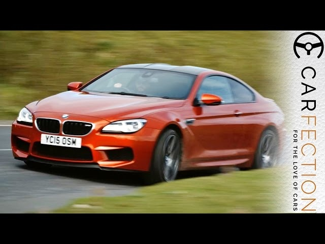 <em>BMW</em> M6 Competition Package: Perfect M Car? - Carfection