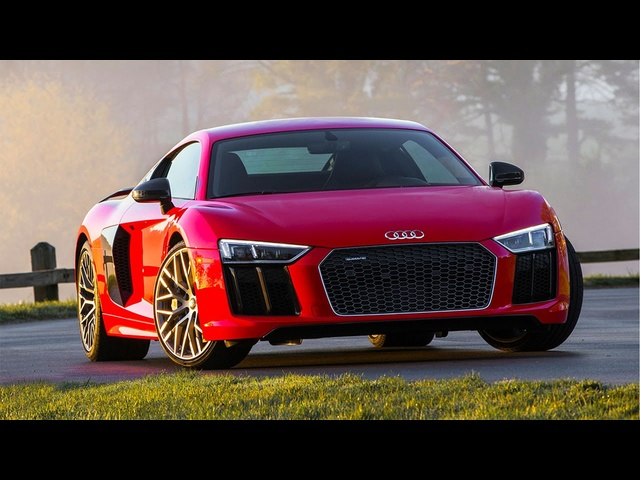 2017 <em>Audi</em> R8 V10 Plus: Can <em>Audi</em>'s Supercar Avoid the Sophomore Slump? - Ignition Ep. 154