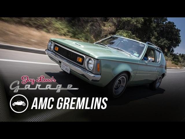 Jeff Dunham's AMC Gremlins -Jay Leno's Garage