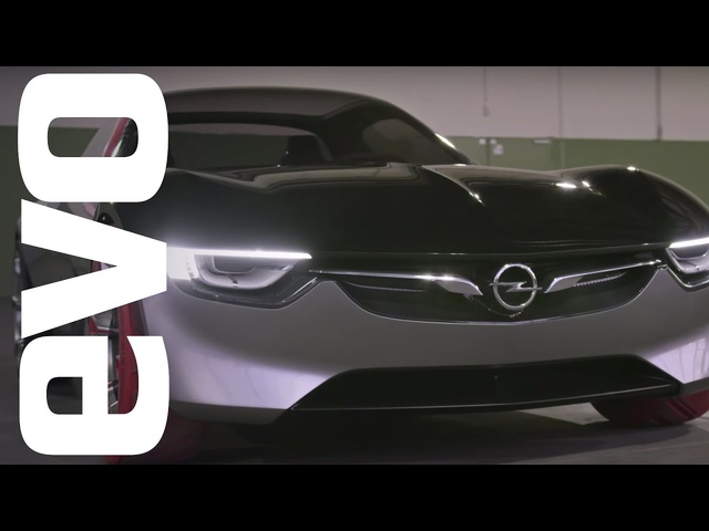 <em>Vauxhall</em> GT Concept - the next-gen affordable sports car? | evo UNWRAPPED