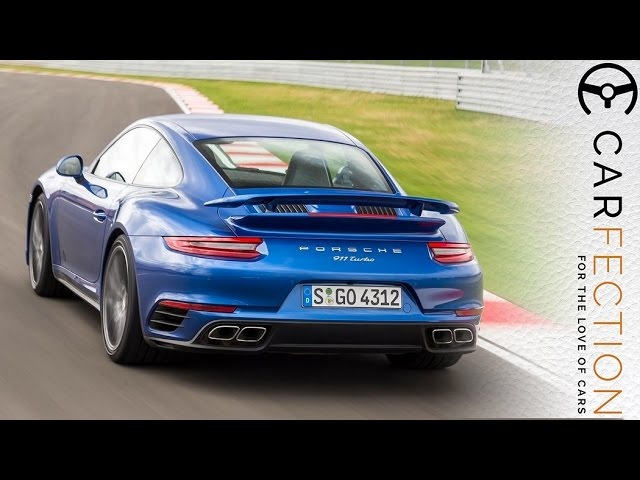 2017 <em>Porsche</em> 911 Turbo S: The New Benchmark For Speed - Carfection