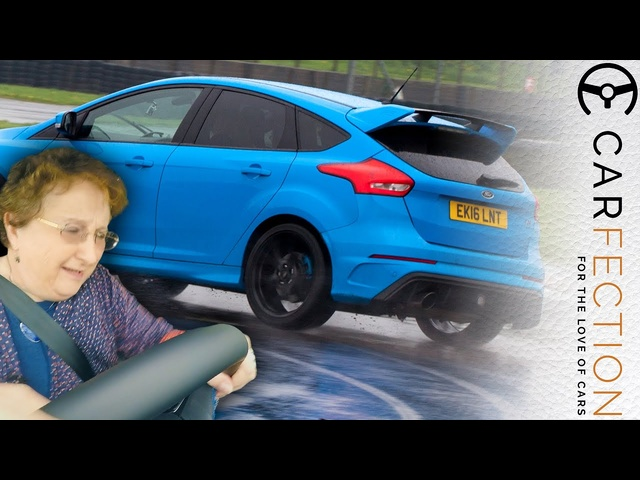 Ford Focus RS: So Easy To Drift Your Mum Can Do It? - Carfection