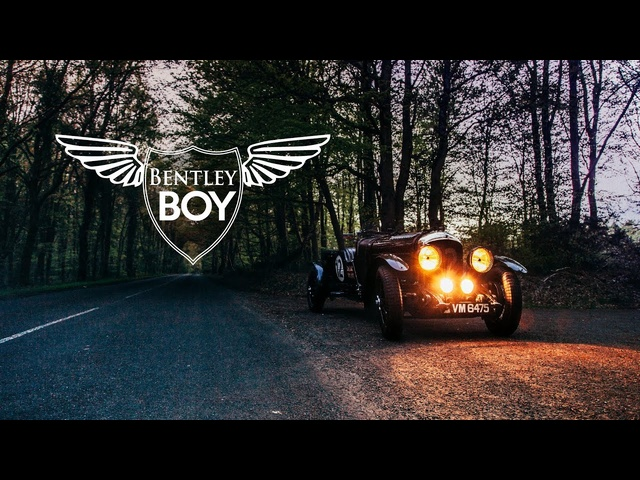 This Is How You Live Life As A Bentley Boy