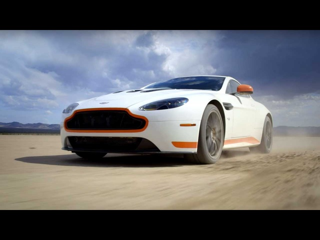 2017 Aston Martin V12 Vantage S: A Dogleg Makes This Sports Car Even Better! - Ignition Ep. 155