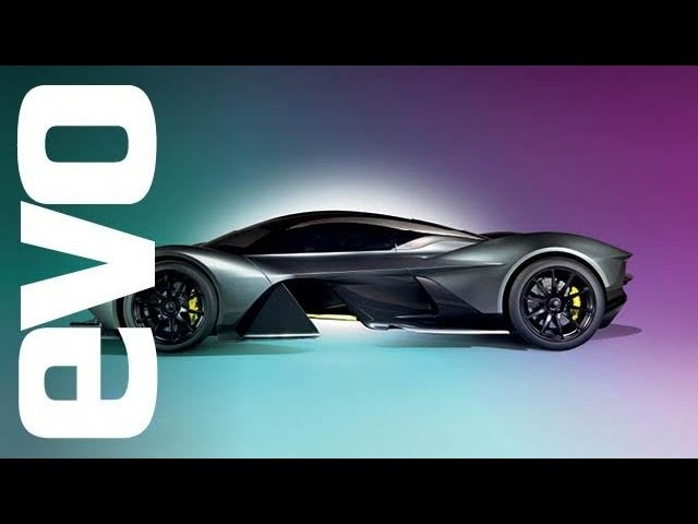 Aston Martin Red Bull 001 - British hypercar meets F1 genius | evo UNWRAPPED
