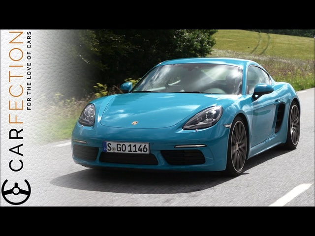 <em>Porsche</em> 718 Cayman S: The Almost Car - Carfection