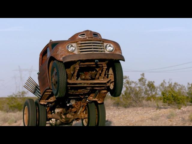 Wheelstanding Dump Truck! Stubby Bob's Comeback -Roadkill Ep. 52