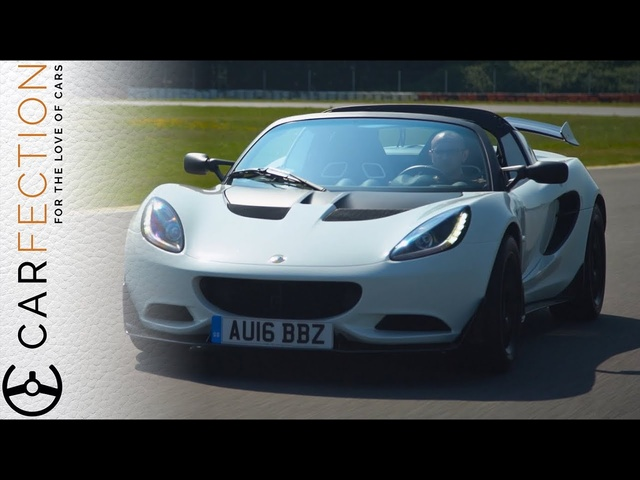 Lotus Elise Cup 250: Lightweight Weapon - Carfection