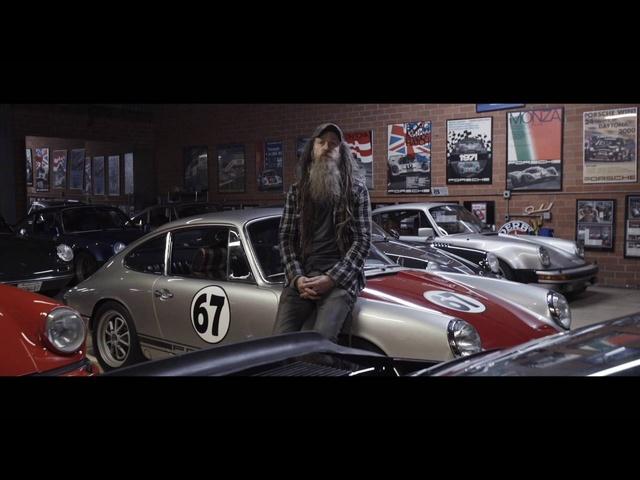 Magnus Walker -1967 <em>Porsche</em> 911S