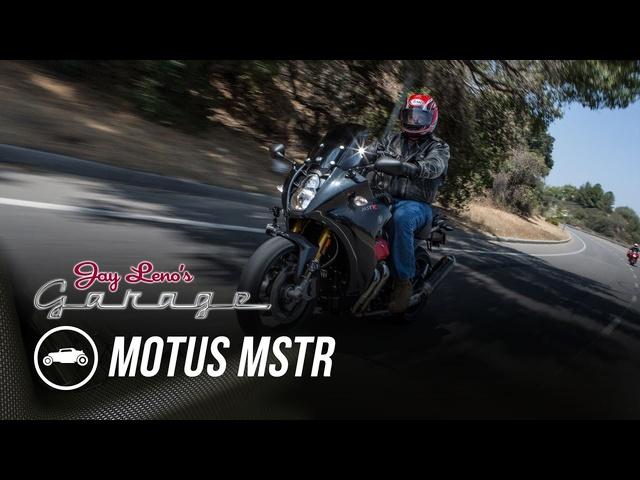 2016 Motus MSTR -Jay Leno's Garage