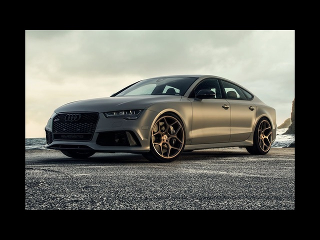 TAG Motorsports 700 HP <em>Audi</em> RS7 - One Take