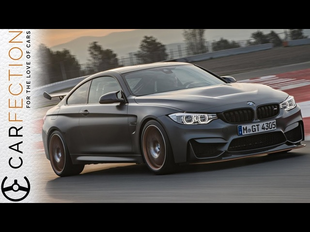 BMW M4 GTS: Hardcore Comes Standard - Carfection