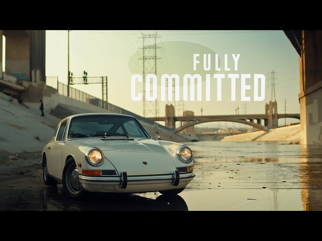 This <em>Porsche</em> 912 Is Fully Committed