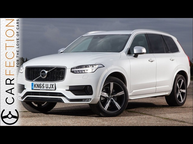 <em>Volvo</em> XC90: The Anti-Peacock - Carfection