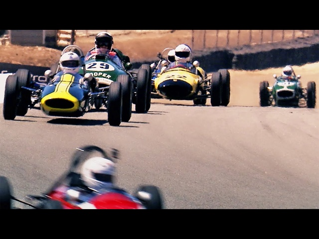 An Overview of the Rolex Monterey Motorsports Reunion!