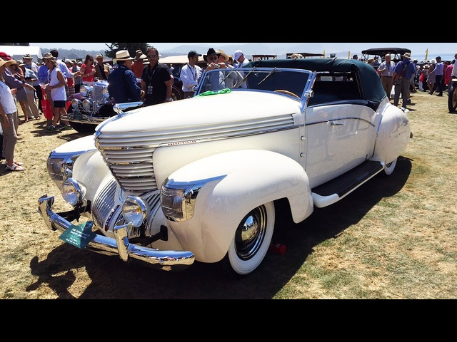 A Quick Look Back at the 2015 Pebble Beach Concours d'Elegance!