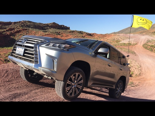 2016 Lexus LX 570: Just How Good Is The Most Expensive Lexus? - Ignition Ep. 158