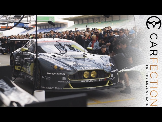 Living Le Mans: Aston Martin And The Toughest Race On Earth - Carfection