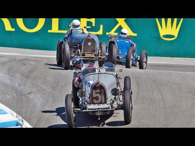 REPLAY! Finals Day 2 -Rolex Monterey Motorsport Reunion!