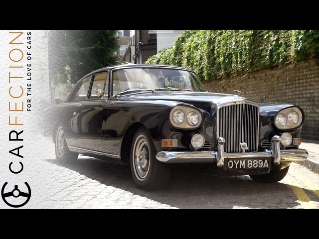 <em>Bentley</em> S3 Continental: Charles Morgan's Classics - Carfection