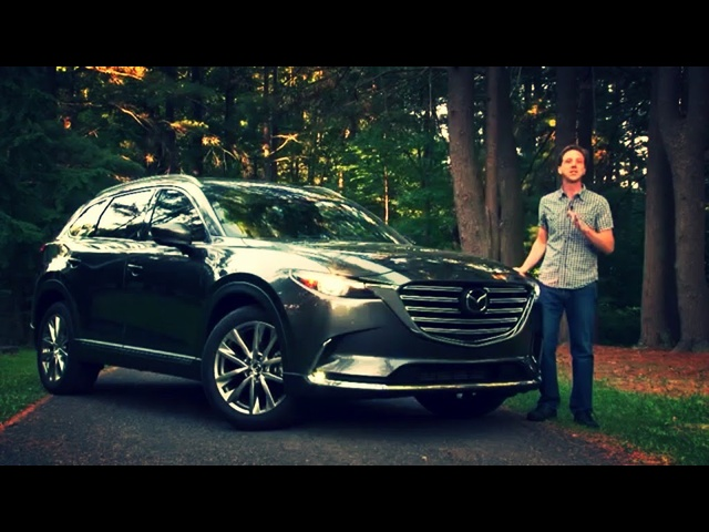 Mazda CX-9 2016 Review