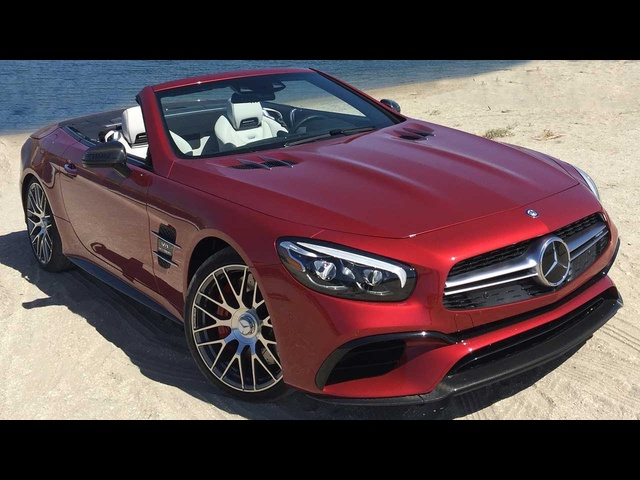2017 <em>Mercedes</em>-AMG SL63: Same as it Ever Was? - Ignition Ep. 159
