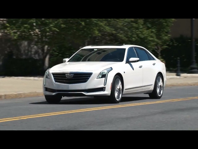 Cadillac CT6 2016 Review