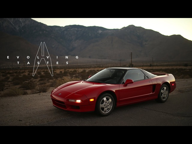 This <em>Acura</em> NSX Reflects Its Owners' Evolving Tastes