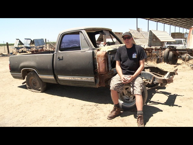 Dulcich's <em>Dodge</em> Truck Fetish! - Roadkill Extra