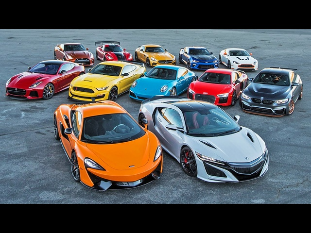 Motor Trend's 2016 Best Driver's Car Week! - Starting September 19th